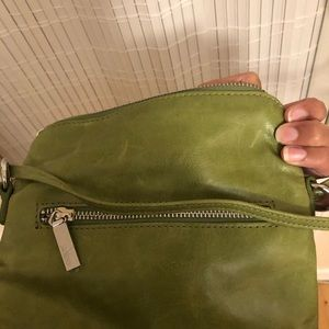 HOBO Bags - Hobo International Green Crossbody Purse NWOT